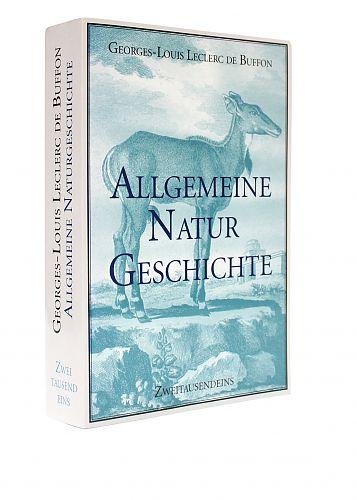 Allgemeine Naturgeschichte von Georges-Louis Leclerc de Buffon für 7,99€