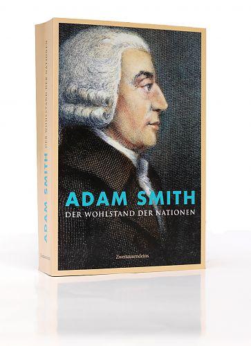Wohlstand der Nationen von Adam Smith für 7,99€