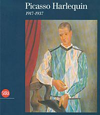 Picasso Harlequin
