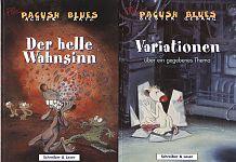 Comic-Paket Pacush Blues. 2 Bände von Ptiluc für 4,95€