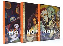Karl Hofer. Werkverzeichnis der Gemälde. 3 Bände von Markus Eisenbeis Hg. für 99,95€