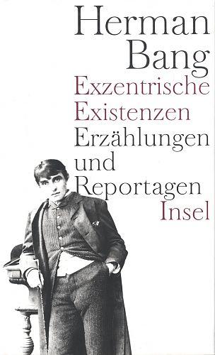 Exzentrische Existenzen von Herman Bang für 7,95€