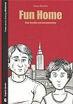 Fun Home. Eine Familie von Gezeichneten. SZ Bibliothek Graphic Novels von Alison Bechdel für 7,95€