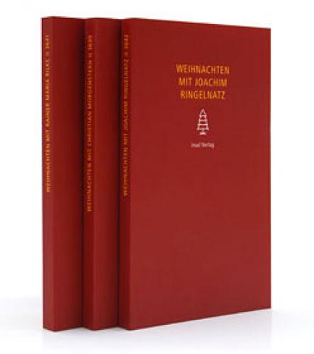 Das neue Insel Weihnachtspaket 2. 3 Bände von Diverse für 7,95€