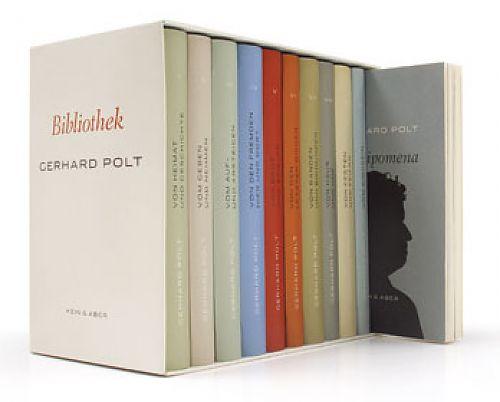 Bibliothek Gerhard Polt. Werke in 10 Bänden mit Begleitbuch von Gerhard Polt u.a. für 19,95€