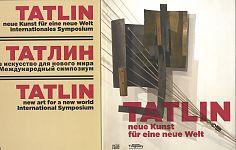 Das Vladimir Tatlin-Paket. Neue Kunst für eine neue Welt. 2 Bände für 14,95€