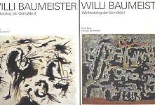 Willi Baumeister. Werkkatalog der Gemälde von Archiv Baumeister für 69,95€