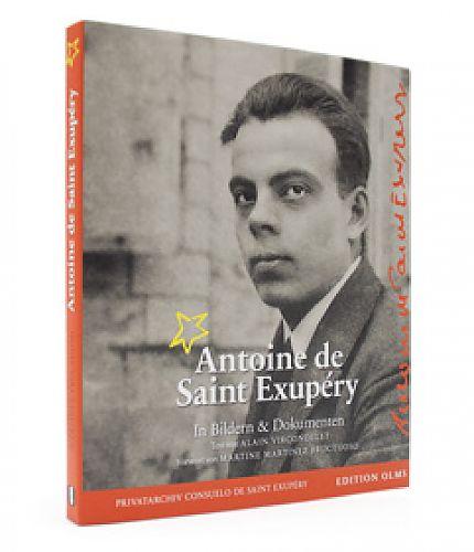 Antoine de Saint Exupéry. In Bildern und Dokumenten von Alain Vircondelet Hg. für 9,95€