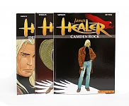 Das James Healer Comic-Paket. Band 1 - 3 für 14,95 €