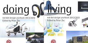 red dot design yearbook 20122013. living doing von Peter Zec Hg. für 19,95€