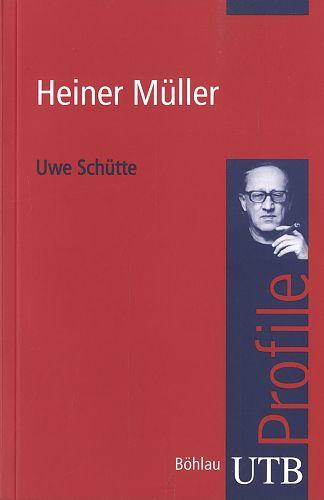 Heiner Müller von Uwe Schütte für 3,95€