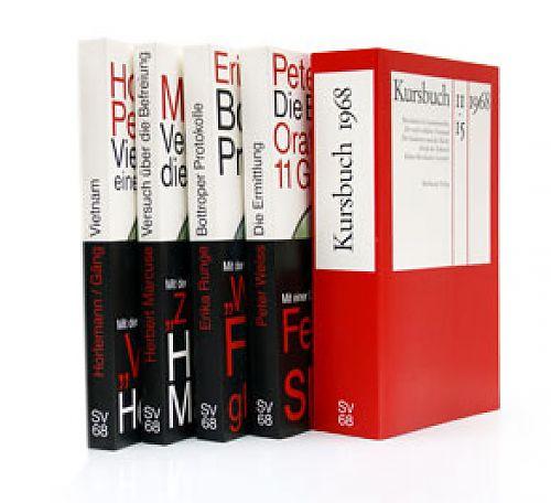 Das Suhrkamp 1968 Paket. 5 Bände für 9,95€