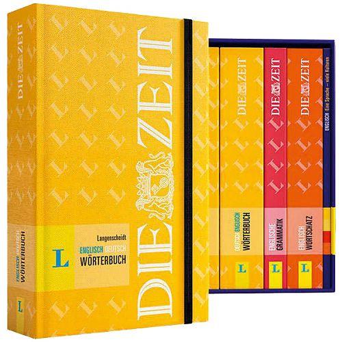 DIE ZEIT Handbibliothek Englisch für 12,95€