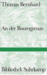 An der Baumgrenze von Thomas Bernhard für 4,95€