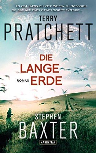 Die Lange Erde von Terry Pratchett & Stephen Baxter für 6,95€