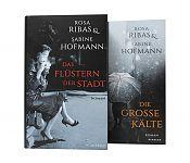 Barcelona Krimi-Paket 2 Bände von Rosa Ribas & Sabine Hofmann für 14,95€