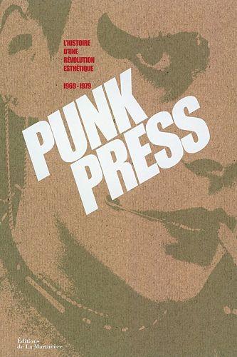 Punk Press von BernierePrimois für 14,95€