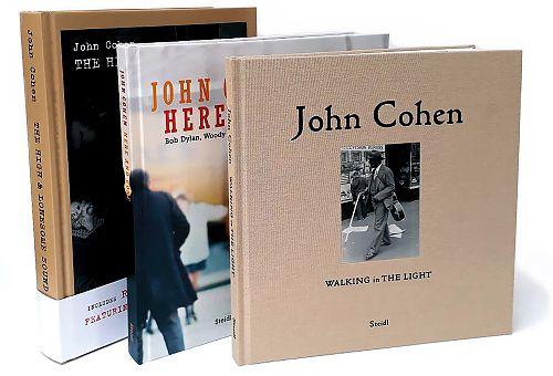 John Cohen Musikbuch-Paket. 3 Bde. von John Cohen für 29,95€