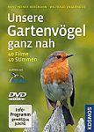Unsere Gartenvögel ganz nah DVD von Hans-Heiner Bergmann u.a. für 4,95€
