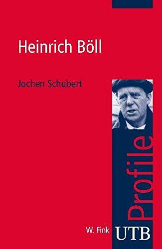 Heinrich Böll von Jochen Schubert für 3,95€