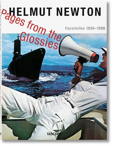 Pages from the Glossies - Facsimiles 1956-1998 von Helmut Newton für 14,95€