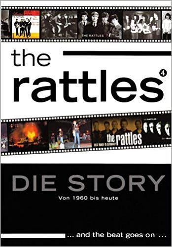 The Rattles - Die Story von 1960 bis heute and the beat goes on von Werner Walendowski für 7,95€