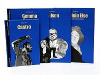 SZ Graphic Novel Paket. 4 Bde. für 14,95€