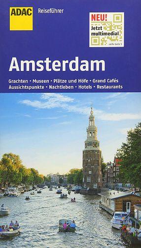 ADAC Reiseführer Amsterdam von Reinhard Tiburzy für 3,95€