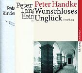 Peter Handke Buchpaket.3 Bde. von Peter Handke für 14,95€