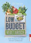 Low Budget Vegetarisch von Dr. Oetker für 4,95€