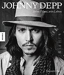Johnny Depp - Seine Filme, sein Leben von Steven Daly für 9,95€