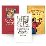 Das Weihnachts-Kehrpaket Geschichten & Lieder. 3 Bde. für 7,95€