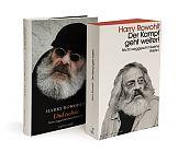 Nicht weggeschmissene Briefe im Paket, 2 Bde. von Harry Rowohlt für 12,95€