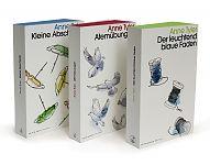 Anne-Tyler-Paket. 3 Bände von Anne Tyler für 9,95€