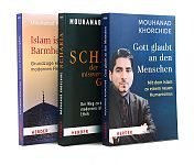 Mouhanad-Korchide-Paket. 3 Bde. für 12,95€