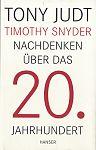 Nachdenken über das 20. Jahrhundert von Tony Judt für 24,90€