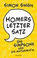 Homers letzter Satz. Die Simpsons und die Mathematik von Simon Singh für 21,50€
