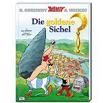 Asterix 5: Die goldene Sichel von Goscinny & Uderzo für 12,00€