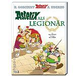 Asterix 10: Asterix als Legionär von Goscinny & Uderzo für 12,00€
