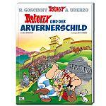 Asterix 11: Asterix und der Arvernerschild von Goscinny & Uderzo für 12,00€