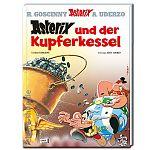 Asterix 13: Asterix und der Kupferkessel von Goscinny & Uderzo für 12,00€
