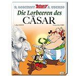 Asterix 18: Die Lorbeeren des Cäsar von Goscinny & Uderzo für 12,00€