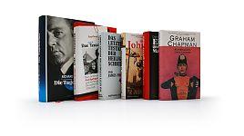 Das Haffmans & Tolkemitt-Paket. 6 Bände von Div. für 29,95€