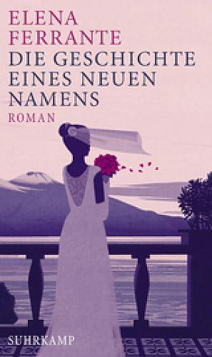 Die Geschichte eines neuen Namens. Band 2 von Elena Ferrante für 25,00€