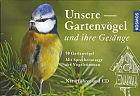 Unsere Gartenvögel und ihre Gesänge. 50 Gartenvögel. Mit Sprecheransage der Vogelstimmen. von Katharina Adams u.a. für 5,99€