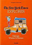 New York Times Explorer. Gebirge, Wüsten & Prärien. von Barbara Ireland für 30,00€