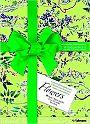 Geschenkpapier: Flowers