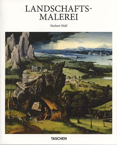Landschaftsmalerei von Norbert Wolf für 10,00€