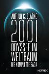 2001: Odyssee im Weltraum - Die komplette Saga von Arthur C. Clarke für 16,99€