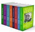 Jules Verne-Paket. 8 große Romane von Jules Verne für 39,95€